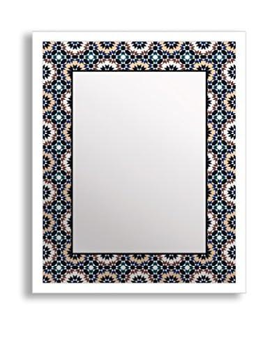 Gallery Direct Bold Geometry II Print on Mirror, Multi, 20″ x 16″
