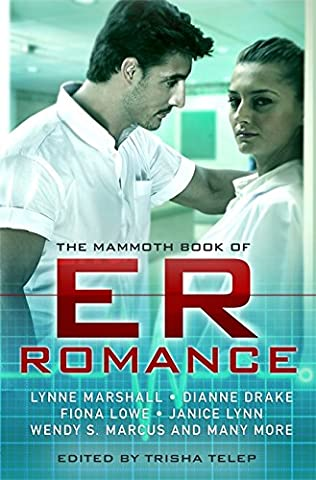 book cover of The Mammoth Book of ER Romance