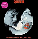 Too Much Love Will Kill You - Pink Vinyl