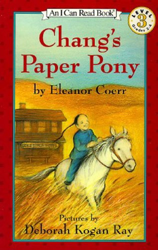 Changs Paper Pony (I Can Read!)