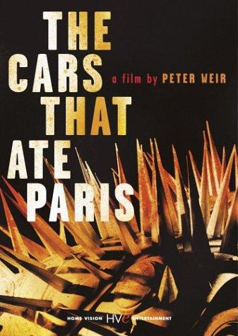 Cars That Ate Paris the Plumbe