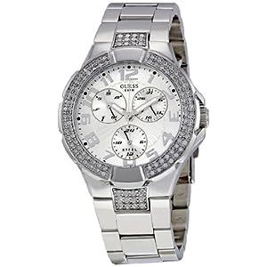 Guess - 14503L1 - Montre Femme - Quartz chronographe - Prism - Bracelet en acier