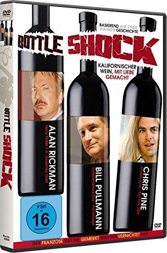 Bottle Shock - Kalifornischer Wein, mit Liebe gemacht (DVD)