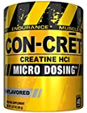 CON-CRET Creatine HCL, Unflavored, 48 Servings