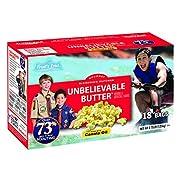 Unbelievable Butter Microwave Popcorn