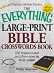 The Everything Large-Print Bible Cros...