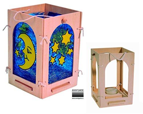 Laterne Holz Stecksystem Avantgarde ~ Befreien die Animation  In der Nähe der Sensoren