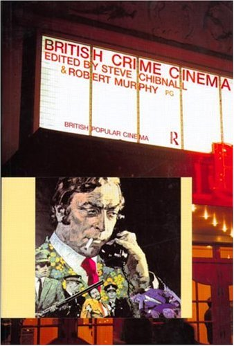 British Crime Cinema (british Popular Cinema) Picture
