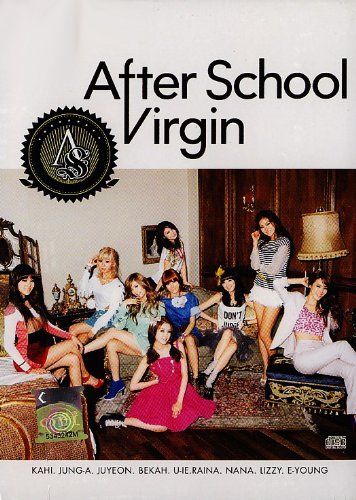 After School Virgin CD