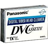 Panasonic DVMC Head cleaning tape for mini DV video equipment