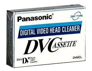 Panasonic AY-DVMCLC Cassette de nettoyage Mini DV pour caméscope