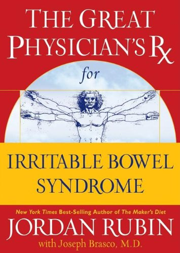 The Great Physician'S Rx For Irritable Bowel Syndrome (Rubin Series)