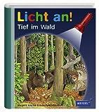 Meyer. Die kleine Kinderbibliothek - Licht an!: Licht an! Tief im Wald: Band 21 - Claude Delafosse