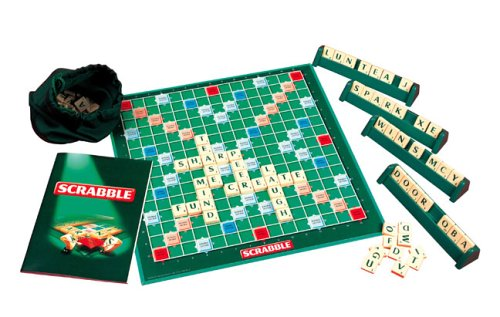 Mattel Scrabble Original Educational Game