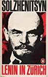 img - for Lenin in Zurich book / textbook / text book