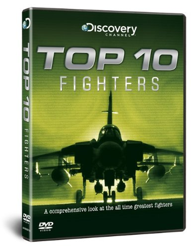 Discovery Channel - Top Ten Fighters [DVD]