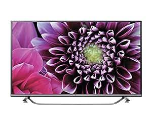 LG 49UF770T 123 cm Ultra HD LED TV (Black)