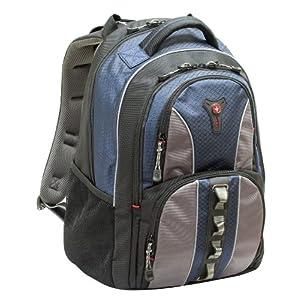 Swissgear GA-7343-06 Cobalt 15.6 Inch Laptop Backpack