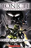 Bionicle Legends #9: Shadows in the Sky (0439916410) by Farshtey, Greg