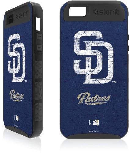 Special Sale San Diego Padres - Solid Distressed Apple iPhone 5 Cargo Case
