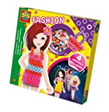 SES Creative Children's Iron on Beads Fashion Set