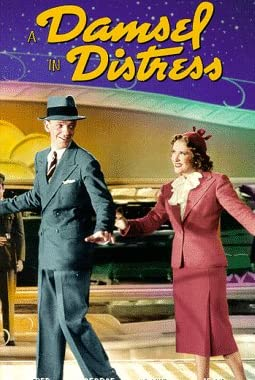 Damsel in Distress [VHS] [Import]