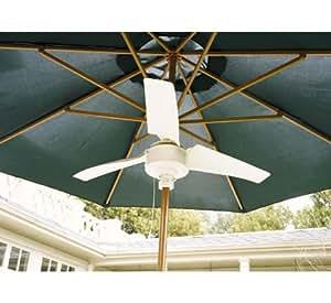 Umbrella Fan Patio Umbrellas Patio Lawn