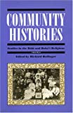 img - for Studies in the Babi and Baha'I Religions: Community Histories book / textbook / text book