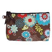 Mini Zipper Pouch - Floral Fanfare