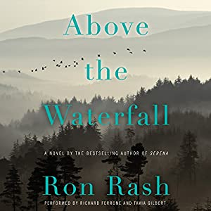 Above the Waterfall Audiobook