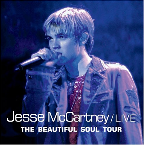 Jesse Mccartney - Live: The Beautiful Soul Tour - Zortam Music