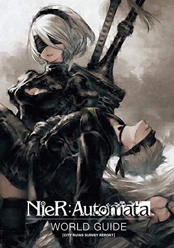 NieR Automata World Guide Volume 1 [Square Enix] (Tapa Dura)