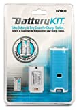WiiU Charger Stat Battery Kit (Colors may Vary)