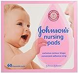 Johnsons Contour Nursing Pads -  60 ct