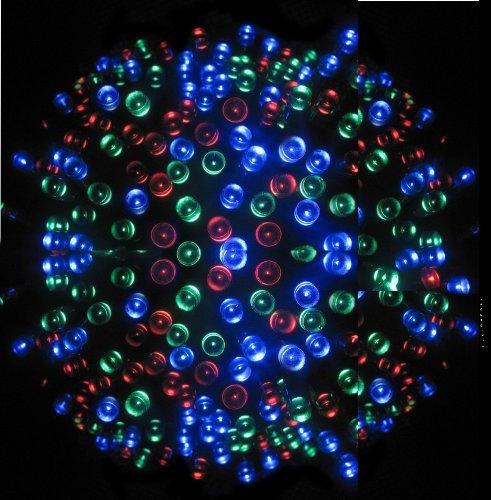 Ytm(Tm) 200 Leds 20M Multicoloured Rgb Usb Powered Led Fairy String Light-Decorative Lighting