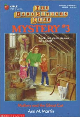 Image for Mallory and the Ghost Cat (Baby-Sitters Club Mystery)
