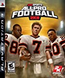 All Pro Football 2K8 - Playstation 3