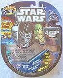 Mighty Beanz 2010 Exclusive Star Wars Starter Pack Set with 1 CLONE WARS Bean 4 Beanz