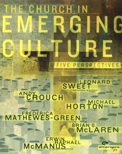 Buy The Church in Emerging Culture Five Perspectives310254876 Filter