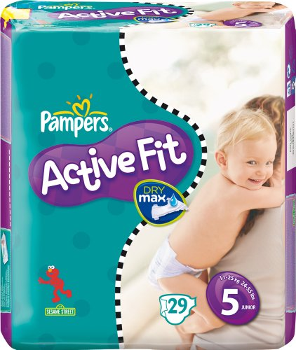 Pampers  Active Fit, Windeln
