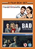 Friends with Benefits (2011) / The Social Network (2010) / Bad Teacher (2011) - Triple Pack [DVD]