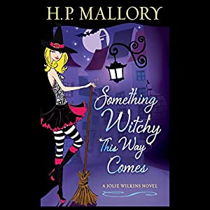 Something Witchy This Way Comes Audiobook