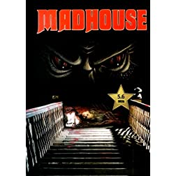 Madhouse (There Was A Little Girl, And When She Was Bad) [VHS Retro Style] 1981