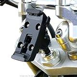 17.5-20.5mm Motorcycle Bike Fork Stem Yoke Mount for Garmin Zumo 340LM, 350LM, 390LM
