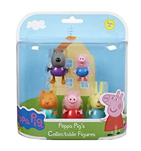 Peppa Pig 5-Figure Pack Classic