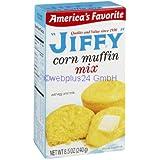 Jiffy Corn Muffin Mix - 240g