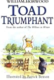 Toad Triumphant (0312183046) by Horwood, William