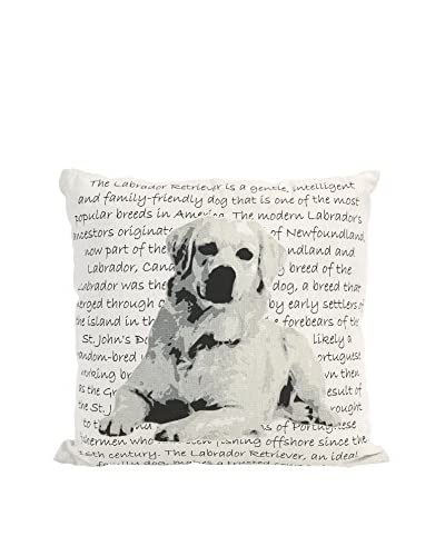 Labrador Heritage Pillow