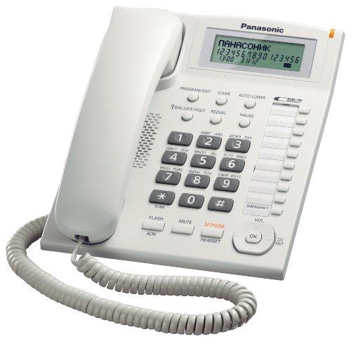 Panasonic KX-TS880EXW Telefoni domestici
