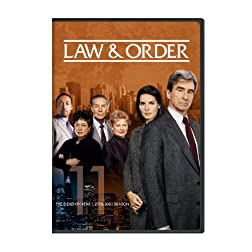 Law &amp; Order: The Eleventh Year